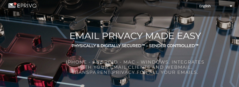 Sending private emails gets a whole new meaning with this