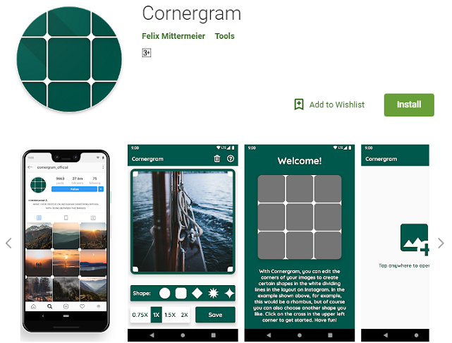 This app helps improve your Instagram profile - New app
